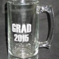 Grad Beer Mug 2015